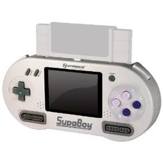 Portable Super Nintendo