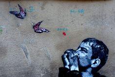 Urban Art in Rome: Tor Pignattara Street Art Guide
