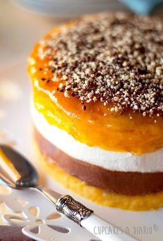 Cupcakes a diario: Tarta massini con paso a paso
