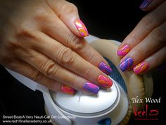 Street Beat & A Very Nauti-Cal Girl Gelish Collections