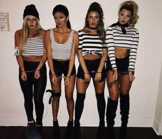 These best friend halloween costumes are perfect for you and your bestie in 2020! All students need to see these college halloween costume ideas best friends!! #Halloween #BestFriends #CostumeIdeas Halloween 2018, Cute Group Halloween Costumes, Couples Halloween, Trendy Halloween, Halloween College, Halloween Diy, Costume Ideas For Groups, Easy Halloween Costumes For Women, Pirate Costumes
