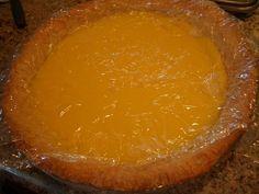 Pic_5_fillcrust Best Lemon Meringue Pie, Italian Meringue, Lemon Desserts, Dessert Recipes, Homemade Pie Crusts, Food Processor Recipes, Easy Meals, Cooking Recipes, Yummy Food