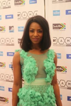 Red Carpet: Jessica Nkosi