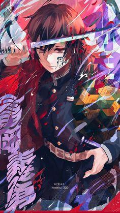 Hashira • Pillars • Kibutsuji Muzan • Nezuko • Giyu Tomioka • Shinobu Kocho • Zenitsu • Demon Slayer