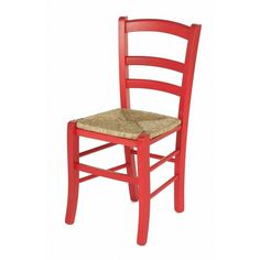 Chaise Silva Rouge chaises