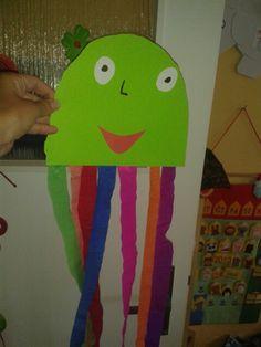 Meduza nebo chobotnice :-)