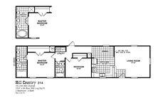 Oak Creek 314 Floorplan