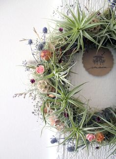 Montecito wreath