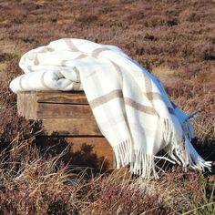 ac6a032d368 68 Best Blankets   Throws by Knockando Woolmill images in 2019 ...
