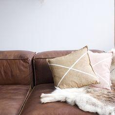 Simple Times Cushion -  Peachy