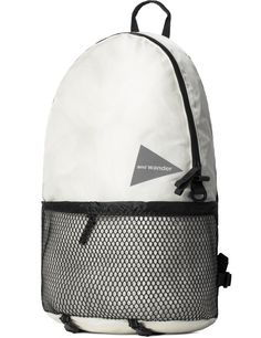 6e09fa6ecfe and wander - White AW-AA990 20L Daypack