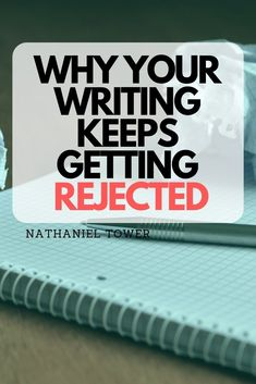 Every writer gets rejected. Here are the most common reasons your writing is rejected and how to turn it into an acceptance. Memoir Writing, Paragraph Writing, Book Writing Tips, Opinion Writing, Fiction Writing, Writing Rubrics, Persuasive Writing, Writing Resources, Writing Skills