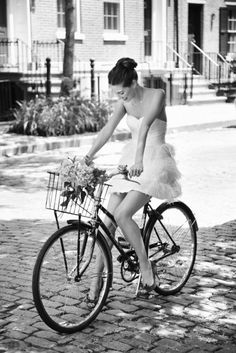 """madaboutbike:  bridal cycle   """
