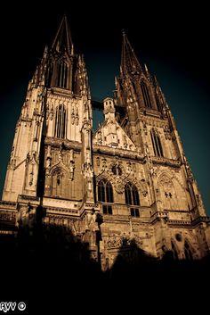 Saint Peter Cathedral - Regensburg
