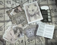 Middia Lenormand Oracle Deck on Etsy