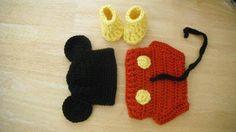 DISFRAZ BEBE Y RECIÉN NACIDOS - Crochet - Tejidos de Punto - 513739