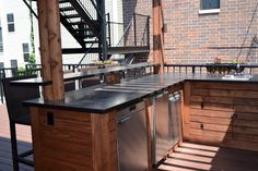 Hideaway to Unwind...Check more of our projects out at www.houzz.com/pro/chicagoroofdeck/chicago-roof-deck-and-garden