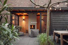 Backyard Beach, Backyard Seating, Conservatory Kitchen, Pergola, Porch Veranda, Wooden Gazebo, Interior Garden, Small Garden Design, Garden Inspiration