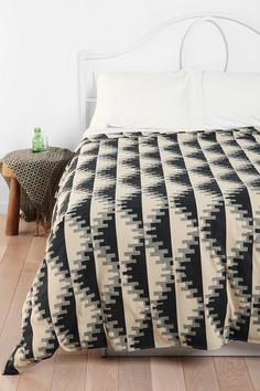 Magical Thinking Triangle-Notch Duvet Cover Online Only Available in Twin XL
