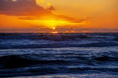 Sunset in Oceanside After the Storm - April 2, 2014 by Rich Cruse on 500px