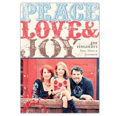 Cute Idea for Annoucements... or Christmas Cards!
