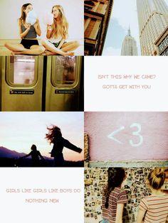 riley matthews & maya hart + aesthetic (girl meets world)