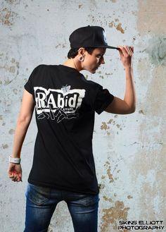 Alex grey-star - modelling RAbid apparel street wear #fashion #street wear