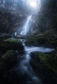Golling waterfall mystic - )