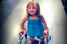 Lundyn's Trek: Learning to Walk ~ Please consider donating and/or sharing to support my friend's daughter Lundyn's Selective Dorsal Rhizotomy surgery.