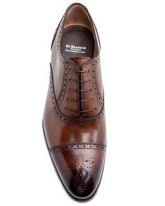 Di Bianco   Deco Reverse Sombrero Loafer   Shoes   Men's