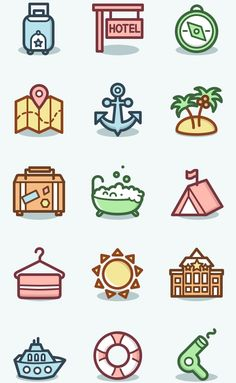 Capitalist Icons Set — A collection of 600 icons in 2 styles with an original look and start-up spirit! Flat Design Icons, Icon Design, Flat Icons, Design Web, Doodle Icon, Doodle Art, Chibi Kawaii, Ui Patterns, Cute Kawaii Drawings