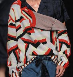 patternprints journal: PRINTS, PATTERNS, TEXTURES AND TEXTILE SURFACES FROM MENSWEAR S/S 2016 COLLECTIONS / James Long