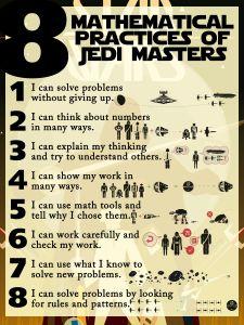 Star Wars Posters #mtbos #msmathchat | TeacherPaulP