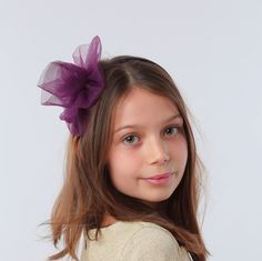 BENTITA FLOARE TUL MOV Special Occasion, Girls Dresses, Crown, Fashion, Tulle, Dresses Of Girls, Moda, Corona, Fashion Styles