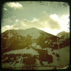 Mountain Snow Addiction