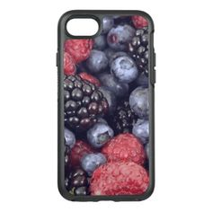 Summer Fruit Photo OtterBox Symmetry iPhone 8/7 Case - summer gifts season diy template ideas