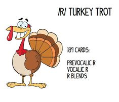 Speech Room News: Thanksgiving Articulation for R and R blends