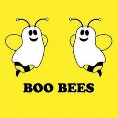 Boo-Bee For Breast Cancer - haha this is good for some laughs