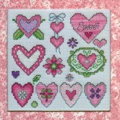 Sweet Heart Sampler