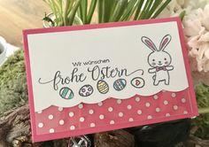 : Süße Geschenkschachteln zu Ostern/ Mein Swap zum Teamtreffen bei Helga