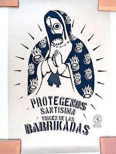 グアダルーペ アート インテリア ポスター - TOMBOLA トンボラ 大阪 メキシコ雑貨 雑貨店 カフェ 通販 アニマリート ルチャリブレ
