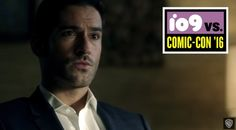 Lucifer Meets His Most Fearsome Adversary Yet in this First Peek at Season Two    Lucifer will return to Fox on Sept. 19, and as the season one finale promised, the devil himself will be facing off with a mighty opponent this season: his mother. (We only get a glimpse in this seaso   http://io9.gizmodo.com/lucifer-meets-his-most-fearsome-adversary-yet-in-this-f-1784190488