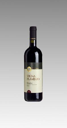 "Brindisi Rosso ""Vigna Flaminio"", Agricole Vallone (Apulien)"