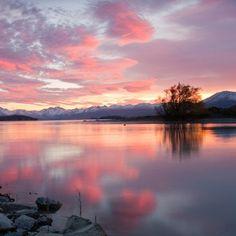 Lake Tekpako, New Zeland