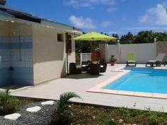 VILLA AVEC PISCINE AU SEL - Location Villa #Guadeloupe #Gosier