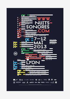 Superscript² - Nuits Sonores 2013
