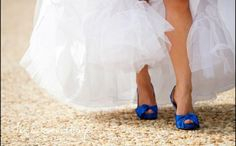 Something Blue: 25 Ideas for Your Big Day