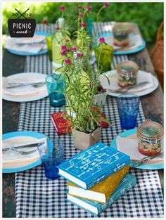 picnic table runner - Google Search
