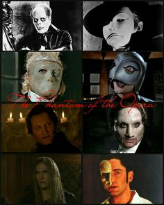 The many faces of the phantom