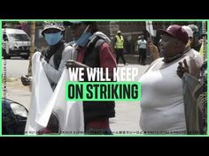 Climate strikers are back on the streets! - YouTube